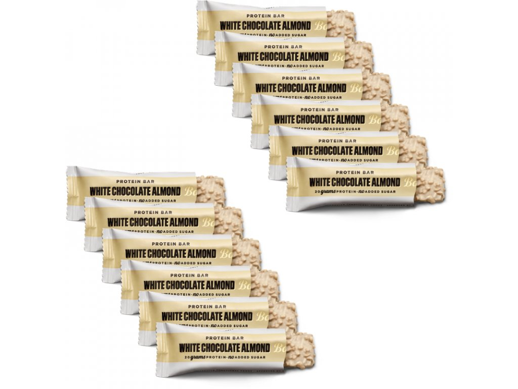 BB Proteinbar WhiteChocolateAlmond L2 LOW