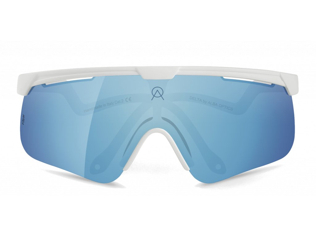 Alba Optics MasimSport Okuliare DELTA WHT CIELO