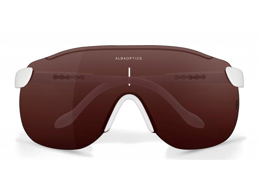 Alba Optics MasimSport Okuliare STRATOS WHT POU