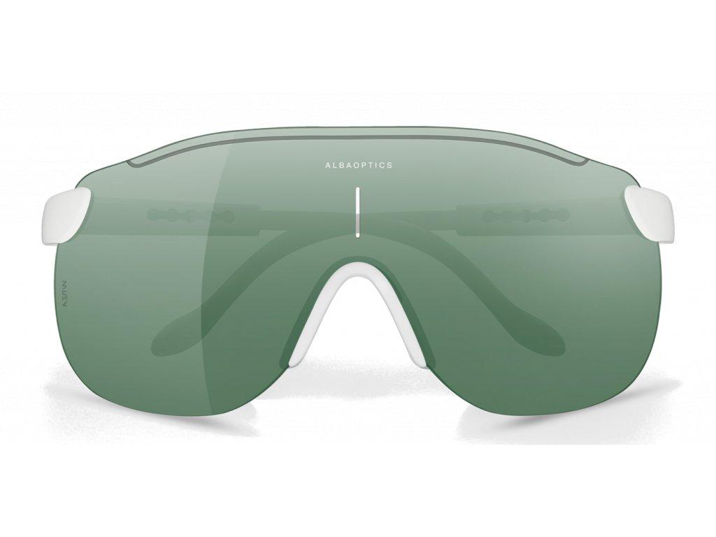 Alba Optics MasimSport Okuliare STRATOS WHT LEAF