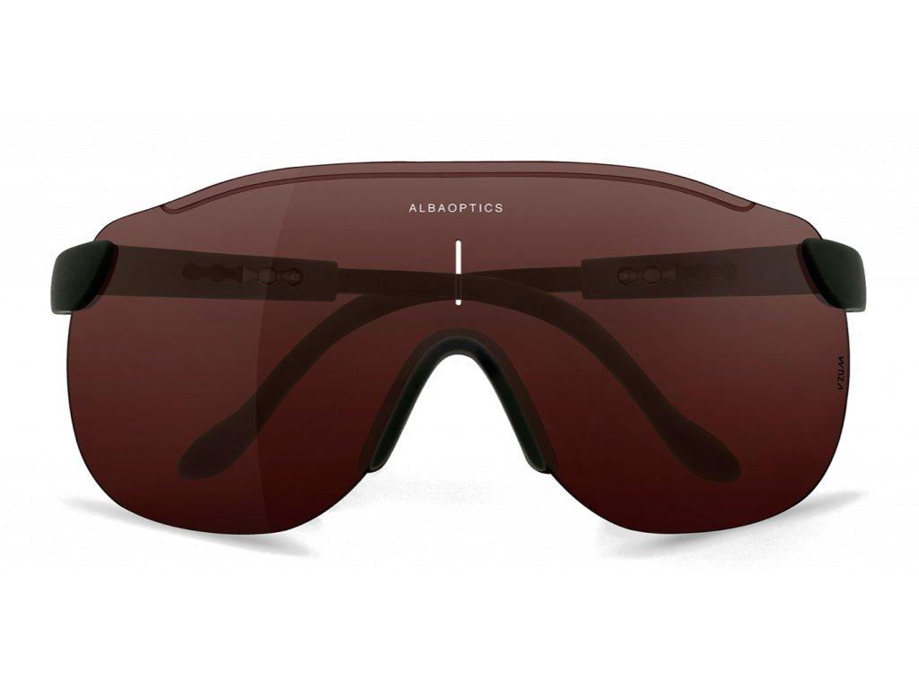 Alba Optics MasimSport Okuliare STRATOS BLK POU