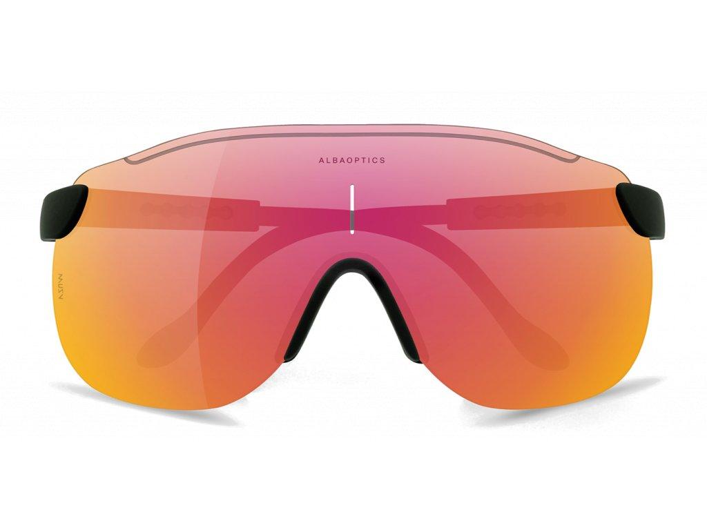 Alba Optics MasimSport Okuliare STRATOS BLK VZUM ML LAVA