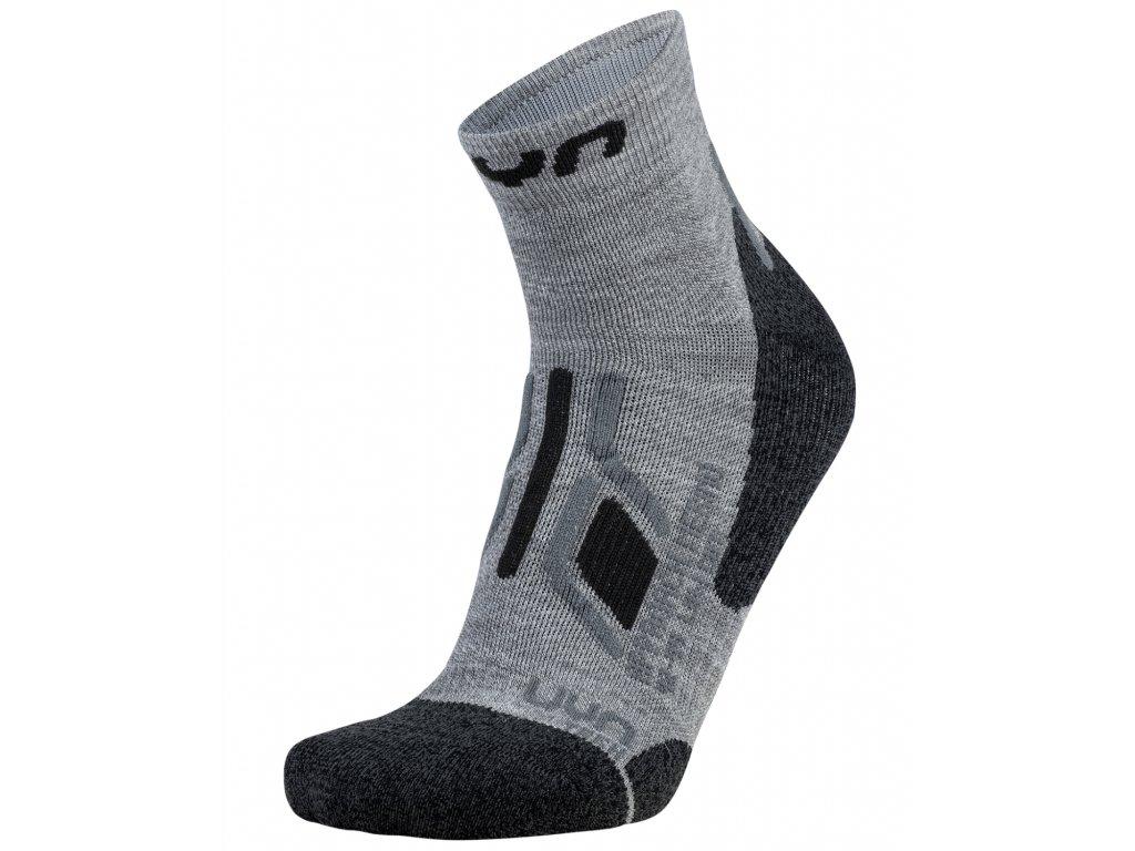 UYN Man Trekkig Approach Merino Low Cut Socks