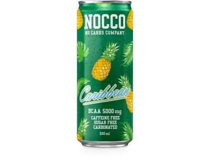 Nocco BCAA drink nápoj MasimSport Caribbean