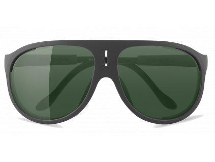 Alba Optics MasimSport Okuliare SOLO BLK LEAF