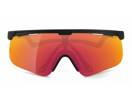 Alba Optics MasimSport Okuliare DELTA BLK VZUM ML LAVA