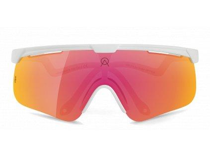 Alba Optics MasimSport Okuliare DELTA WHT VZUM ML LAVA