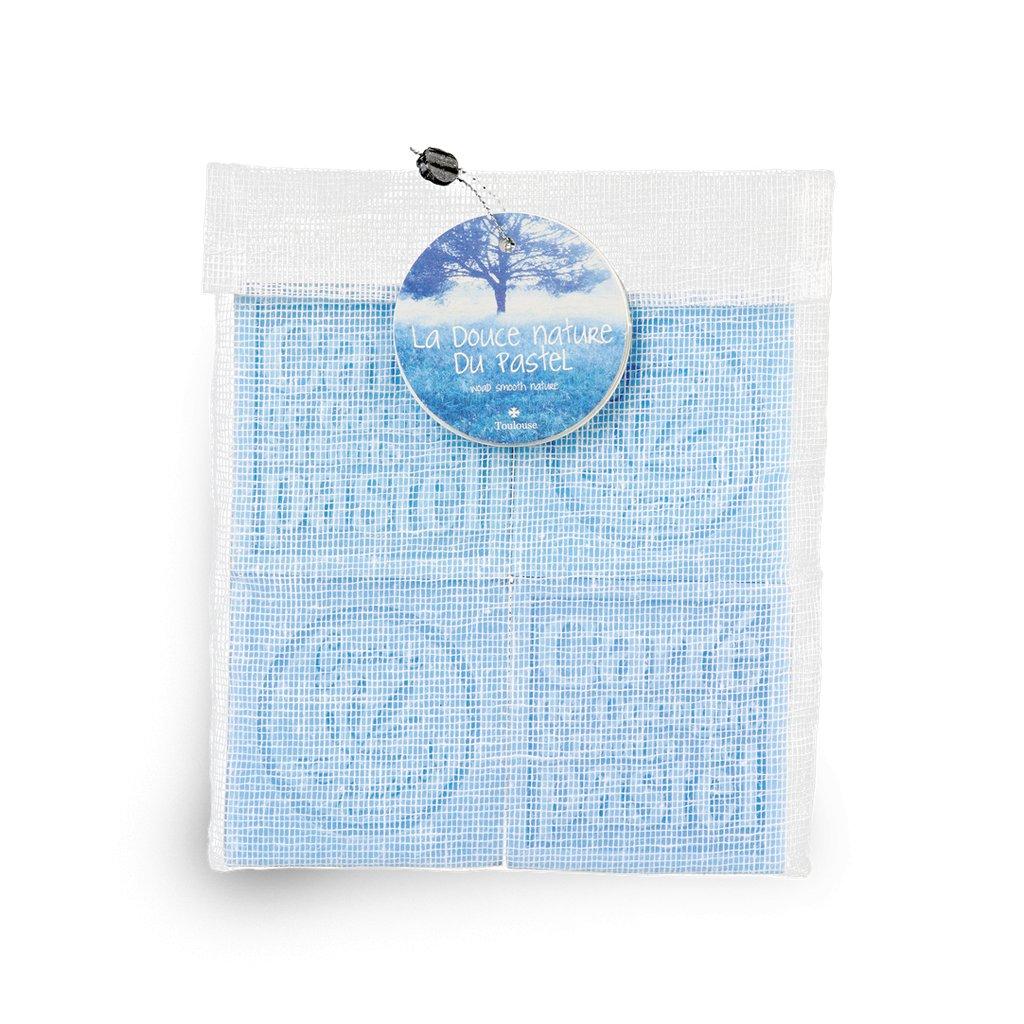 pastelové mýdlo pro hosty