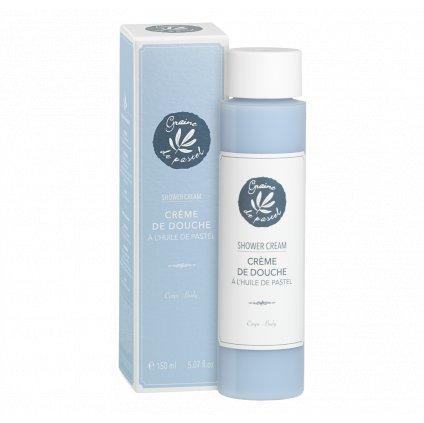 Francouzská přírodní kosmetika Sprchový krém