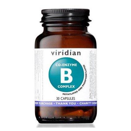 CO-Enzyme B Complex 30 kapslí
