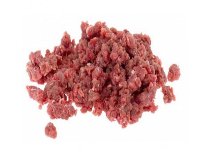 Hovězí maso bez drobů 1 kg