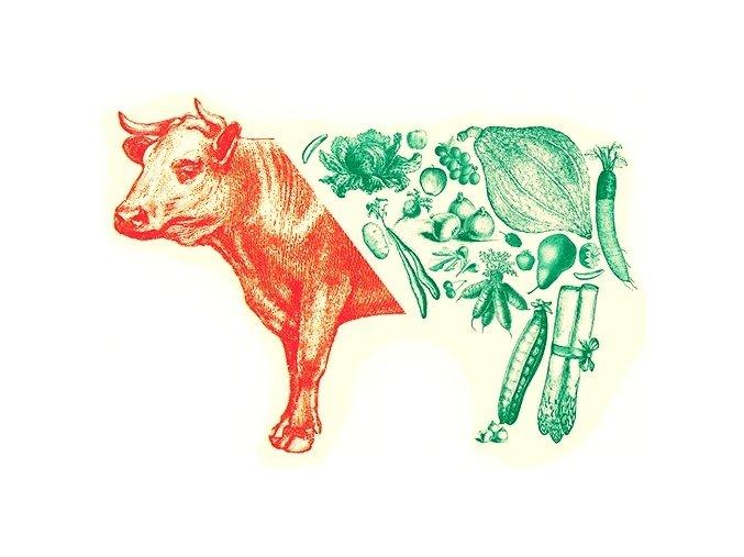 Hovězí se zeleninou 1 kg