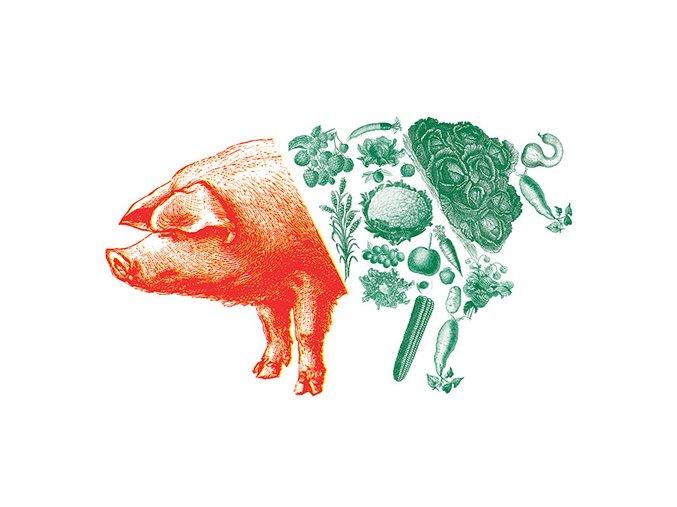 Vepřové maso se zeleninou 1kg