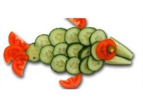 Kapr se zeleninou 500 g