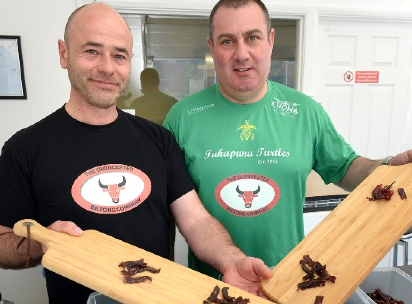 The Gloucester Biltong Company: How is their biltong made