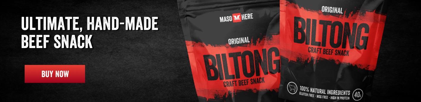 Maso Here Biltong Original