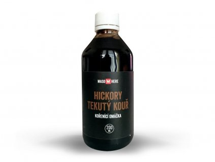 Maso Here - Hickory Liquid Smoke 200ml