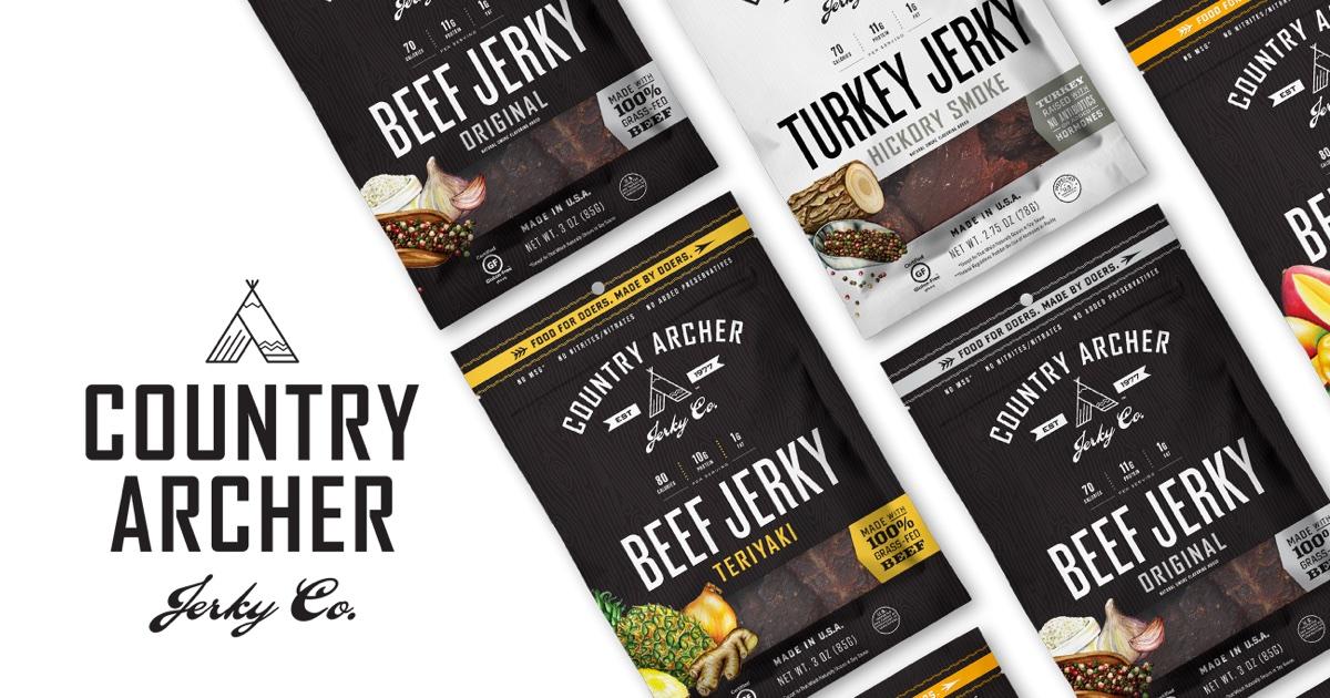 Příběh Country Archer Jerky - Miliónová dolarová jízda
