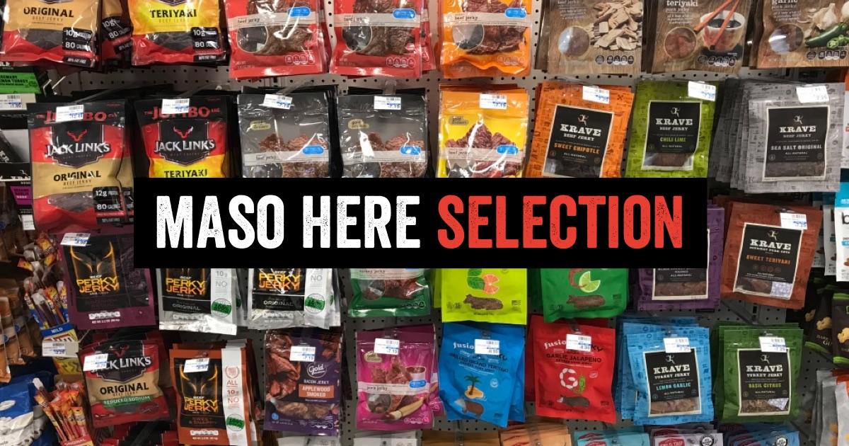Selection: Nejlepší sušené maso z celého světa