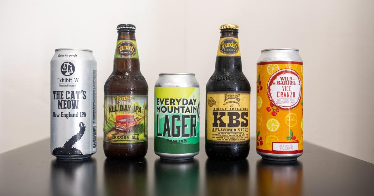 Sušené maso a americké pivo: Perfektní kombinace na hraně závislosti