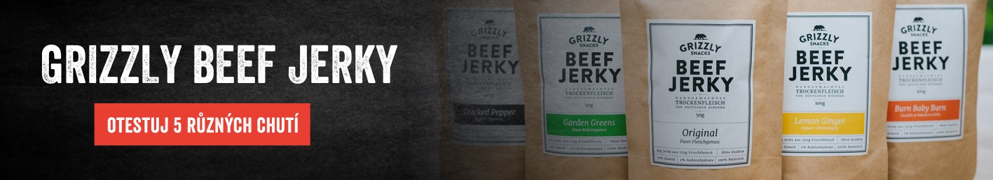 Grizzly Beef Jerky