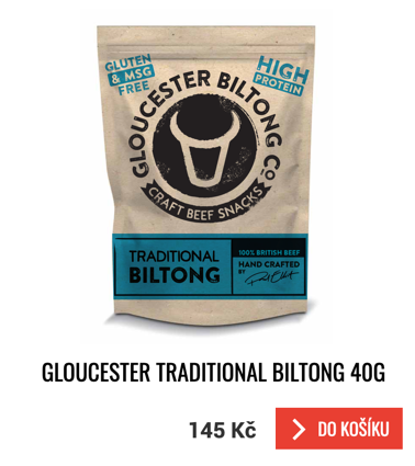 Gloucester Traditional Biltong