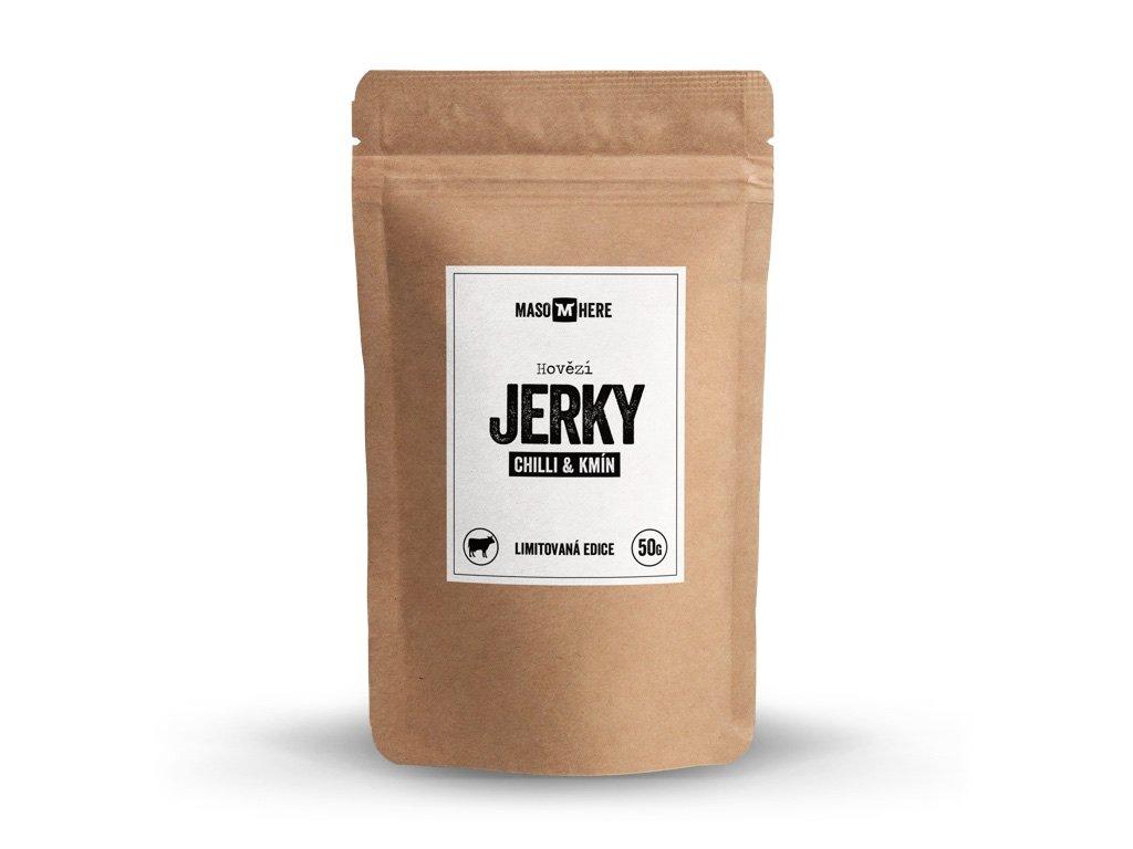 maso here jerky