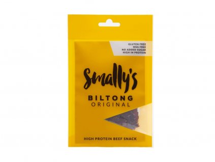 Smally's Biltong Original