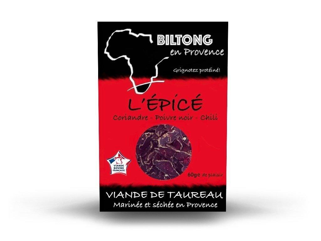 Levně Biltong En Provence - Chilli 30g