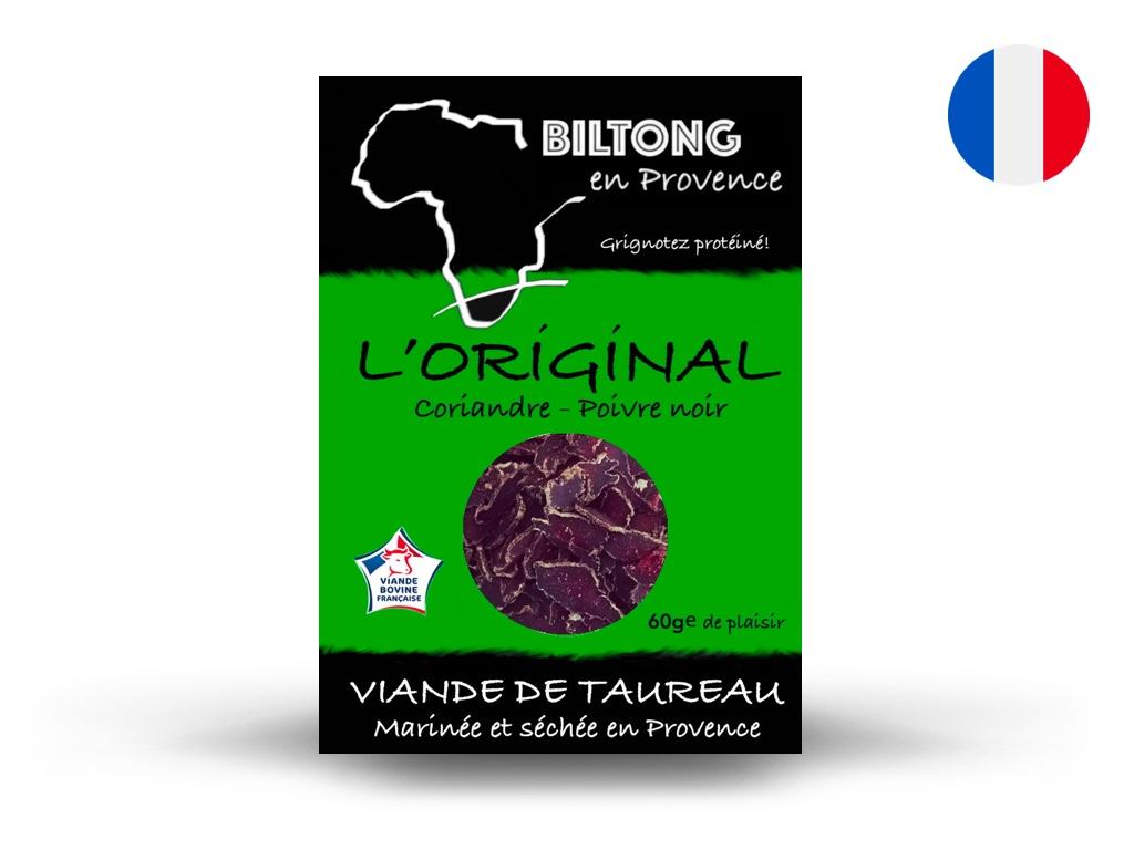 Levně Biltong En Provence - Originál 30g