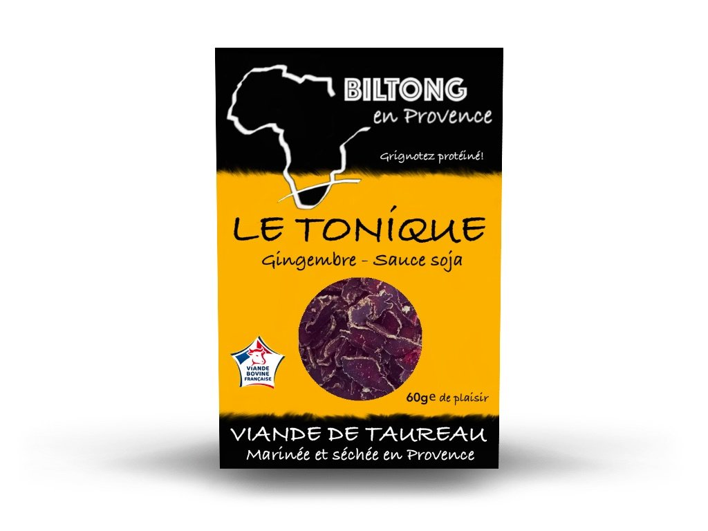 biltong en provence tonique