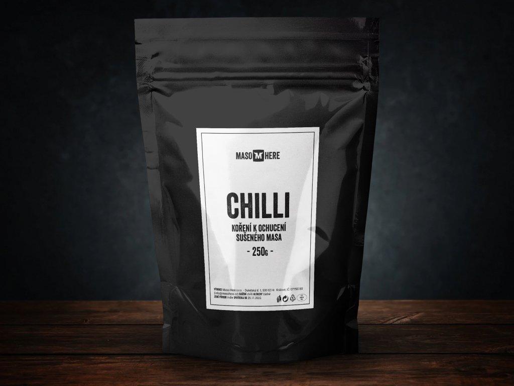 koreni chilli masohere