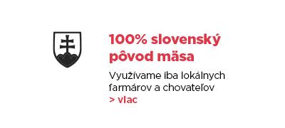 Slovenský pôvod mäsa