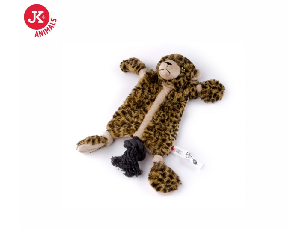46563 jk animals plysovy gepard provaz 36 cm 1