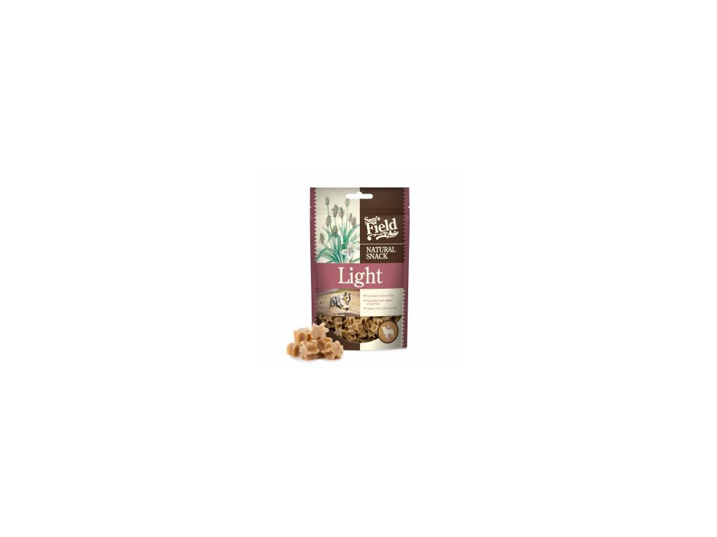 44662 sams field natural snack light 200 g 0