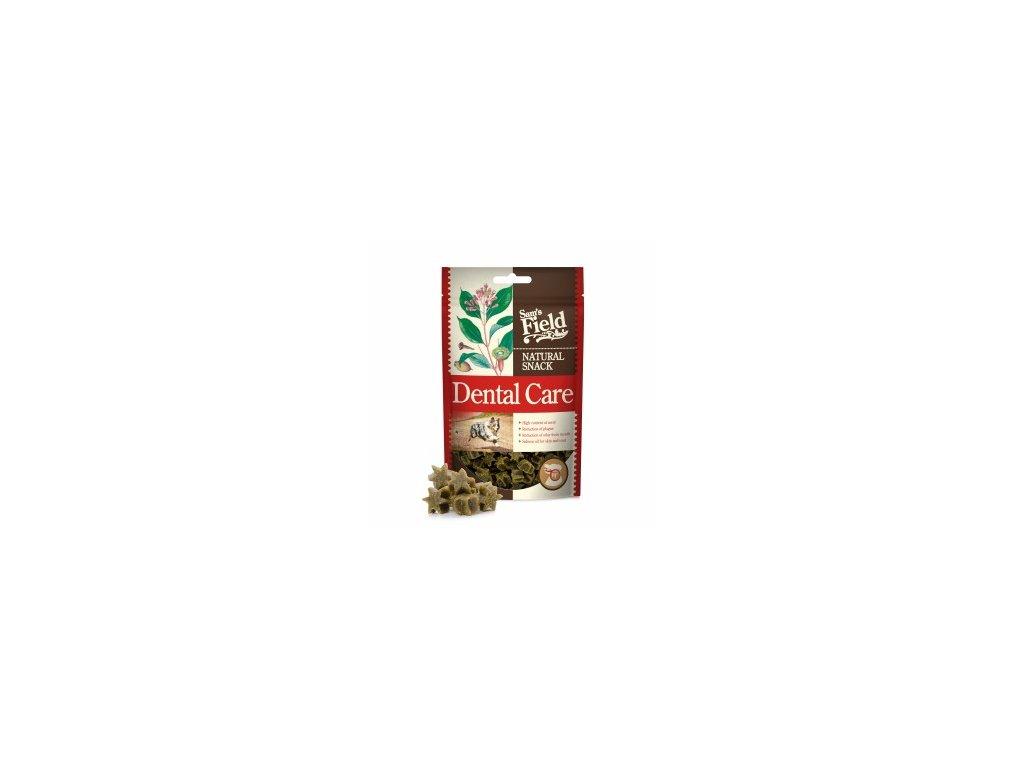44663 sams field natural snack dental care 200 g 0