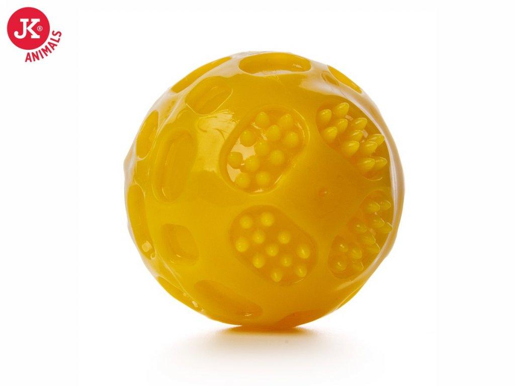 žlutý míč