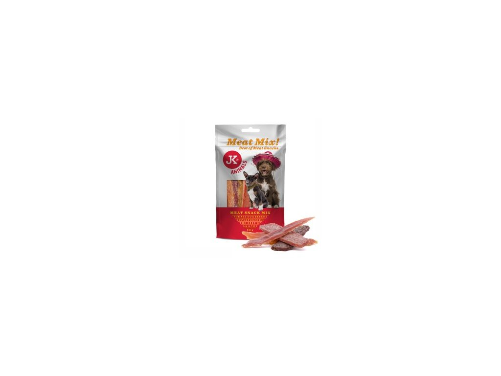 44966 jk superpremium meat snack mix 80 g 0