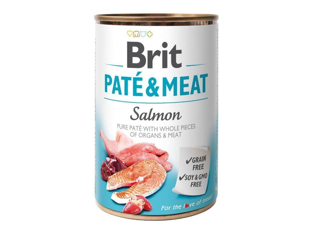 5403 1 brit pate meat salmon 400g