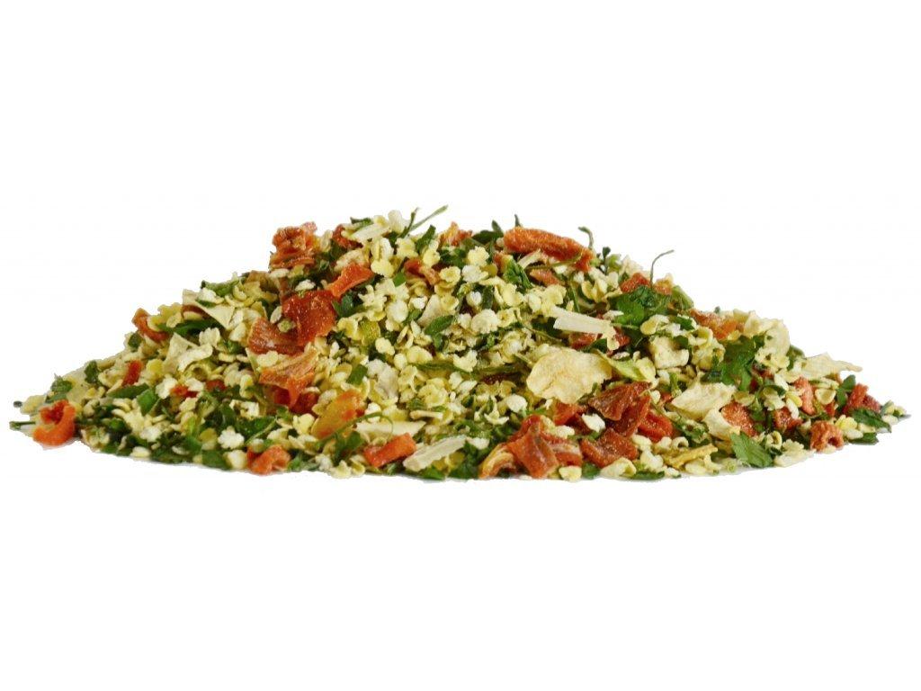 Dromy jáhlový mix se zeleninou 1000g (PetVet)