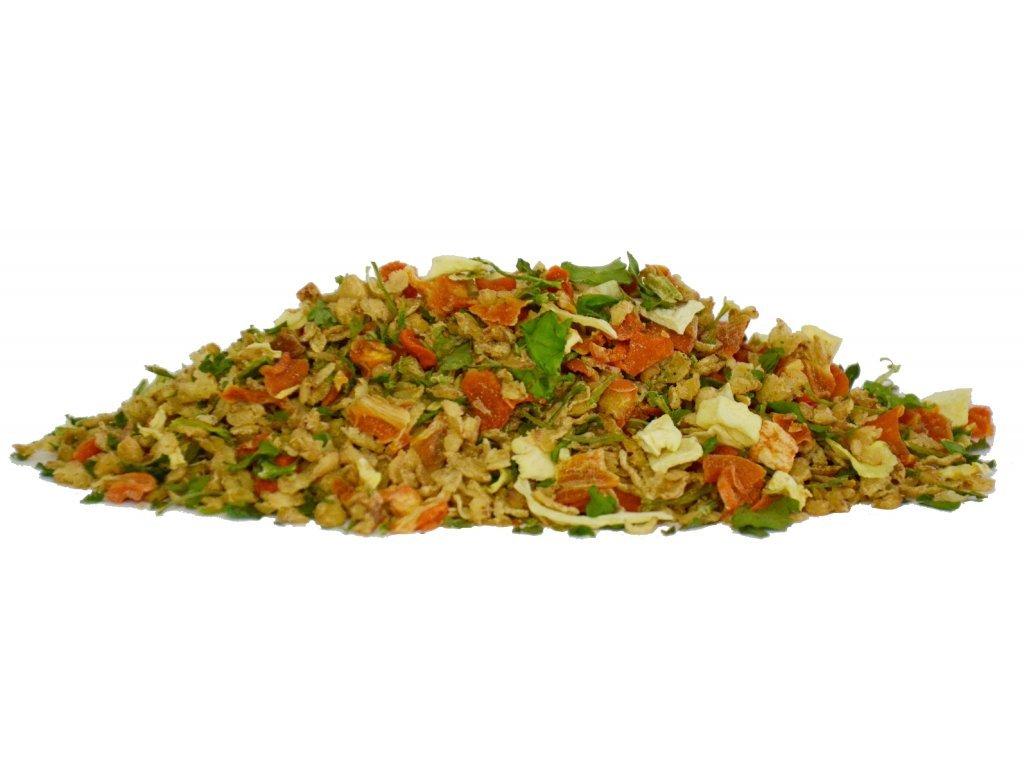 Dromy pohankový mix se zeleninou 1000g (PetVet)