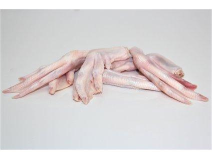 kachní nohy