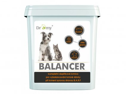 Balancer Barf 8 in 1 (Pet Vet) balení 2920g