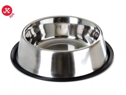 48363 jk animals nerezova miska pro psy guma pr 17 cm 0 90 l 1