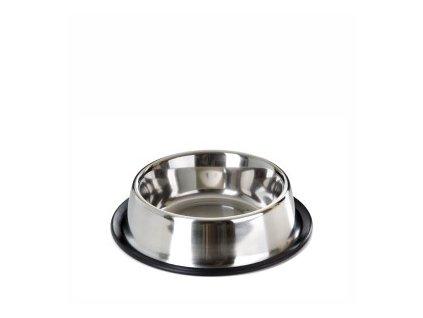 48362 jk animals nerezova miska pro psy guma pr 16 cm 0 69 l 0