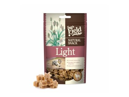 44662 sams field natural snack light 200 g 0
