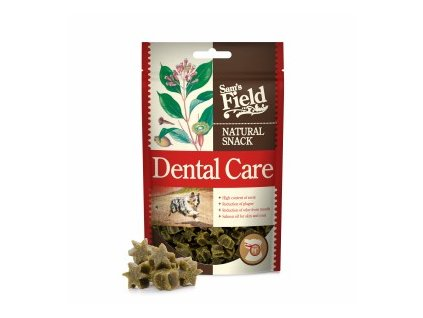 44663 sams field natural snack dental care 200 g 0