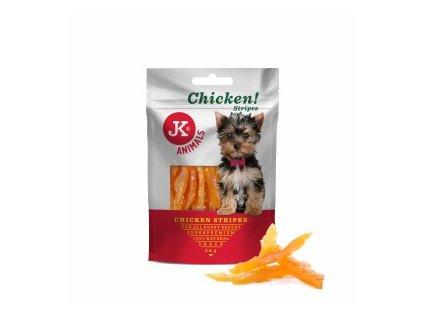 chicken strips štěně