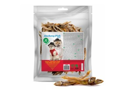 44996 jk superpremium meat snack dog anchovy fish 500 g 0