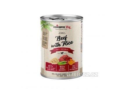 chic hov rýže